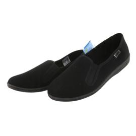 Sapatos masculinos Befado pvc 001M060 preto 3