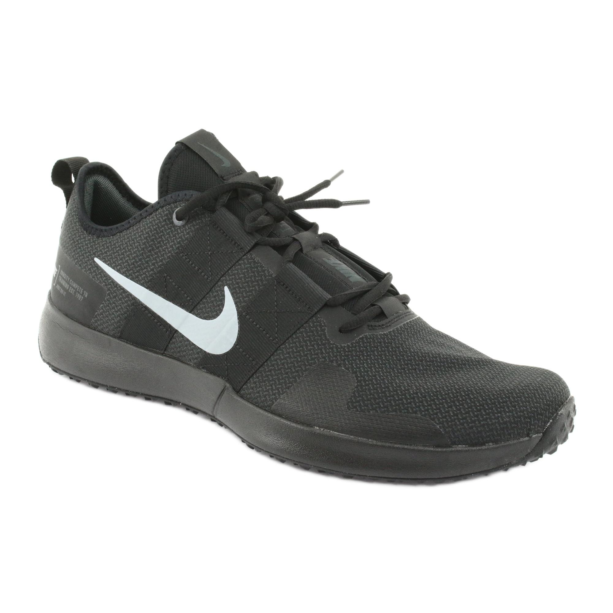 Nike Varsity competir sapatos de treinamento TR2 M AT1239 001 preto