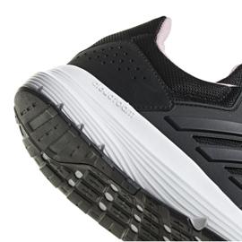 Tênis de corrida adidas Galaxy 4 W F36183 preto 5