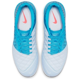 Sapatos de interior Nike Lunargato Ii Ic M 580456-404 azul branco, azul 2