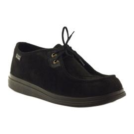 Sapatos femininos Befado pu 871D004 preto 3