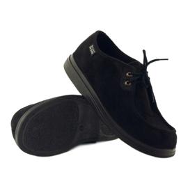 Sapatos femininos Befado pu 871D004 preto 5