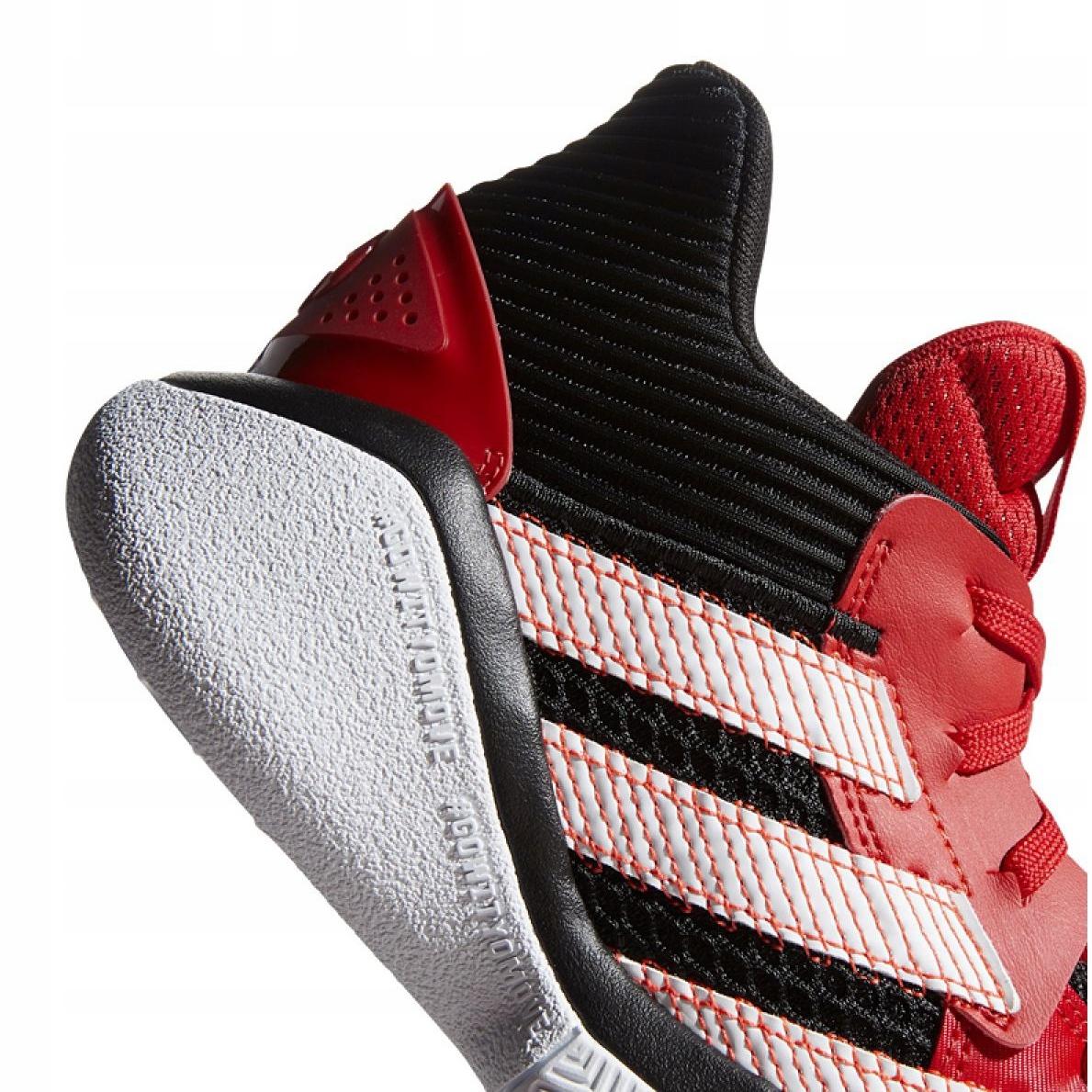 Sapatos Adidas Harden Stepback M EG2768 vermelho vermelho