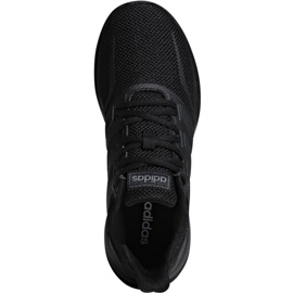 Sapatilhas de running adidas Runfalcon W F36216 preto 2