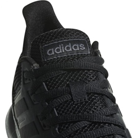 Sapatilhas de running adidas Runfalcon W F36216 preto 3