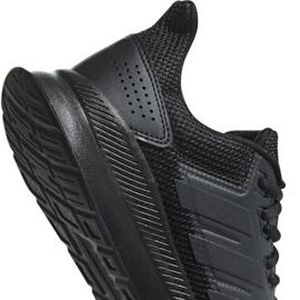 Sapatilhas de running adidas Runfalcon W F36216 preto 4