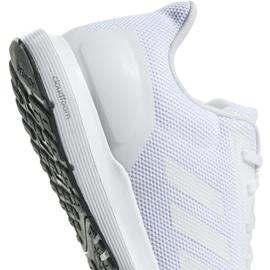 Tênis de corrida adidas Cosmic 2 M F34876 branco 4