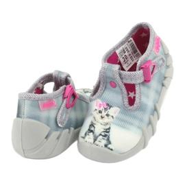 Calçado infantil Befado kitty 110P365 3