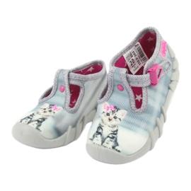 Calçado infantil Befado kitty 110P365 2