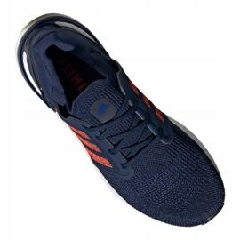 Sapatos Adidas UltraBoost 20 M EG0693 marinha 1