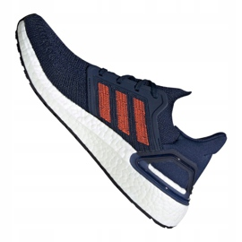 Sapatos Adidas UltraBoost 20 M EG0693 marinha 3
