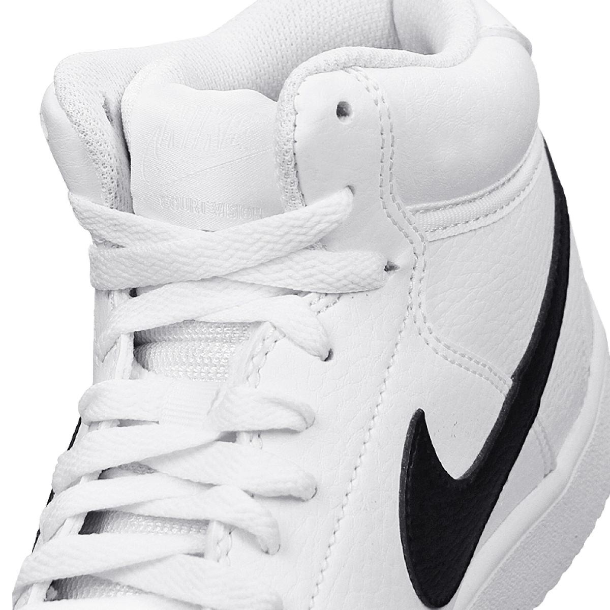 Sapatilhas Nike Court Vision Mid M CD5466 101 branco