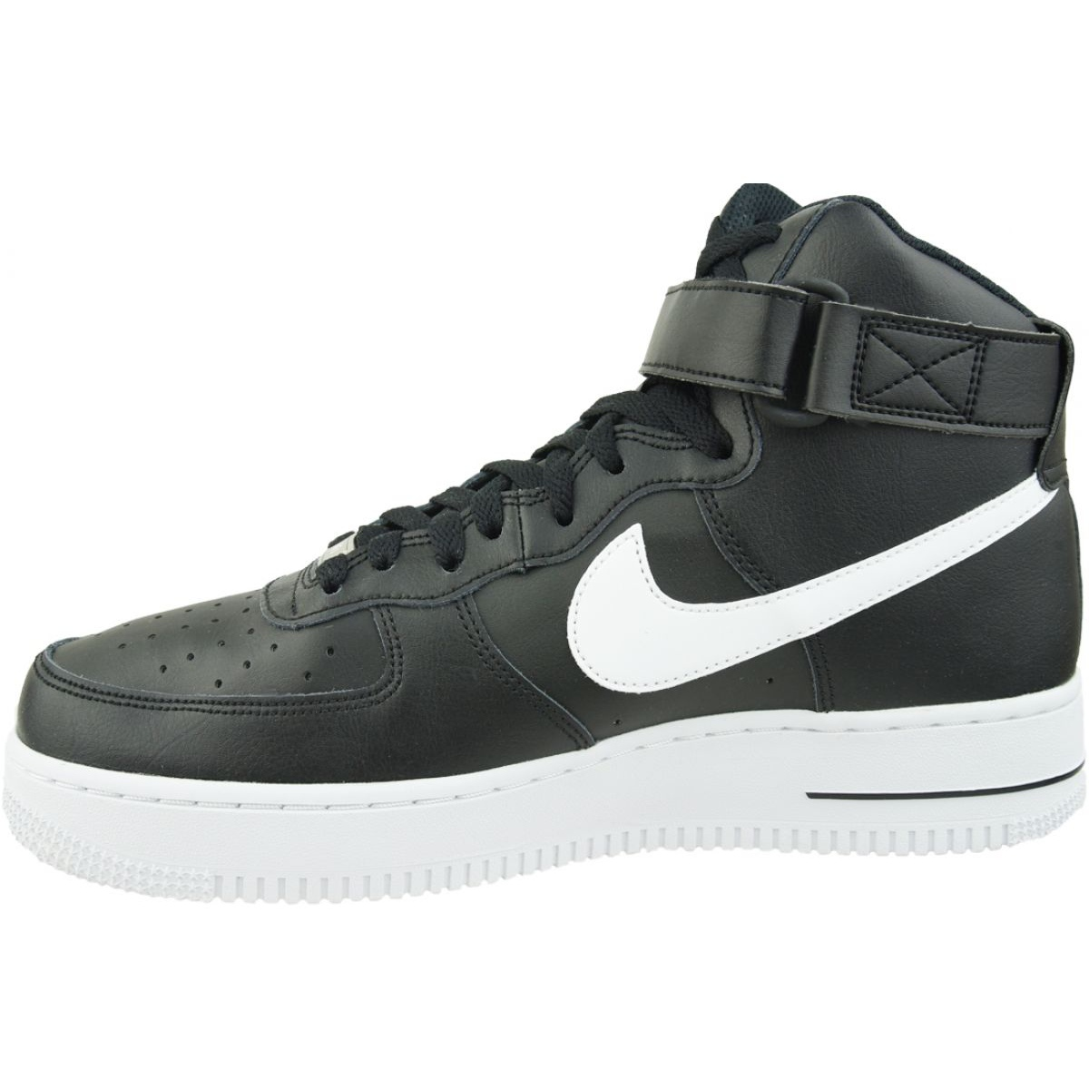 Sapatilhas Nike Air Force 1 High '07 AN20 M CK4369 001 preto
