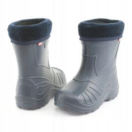 Calçados infantis Befado galosh-garnet 162Y103 azul marinho 5