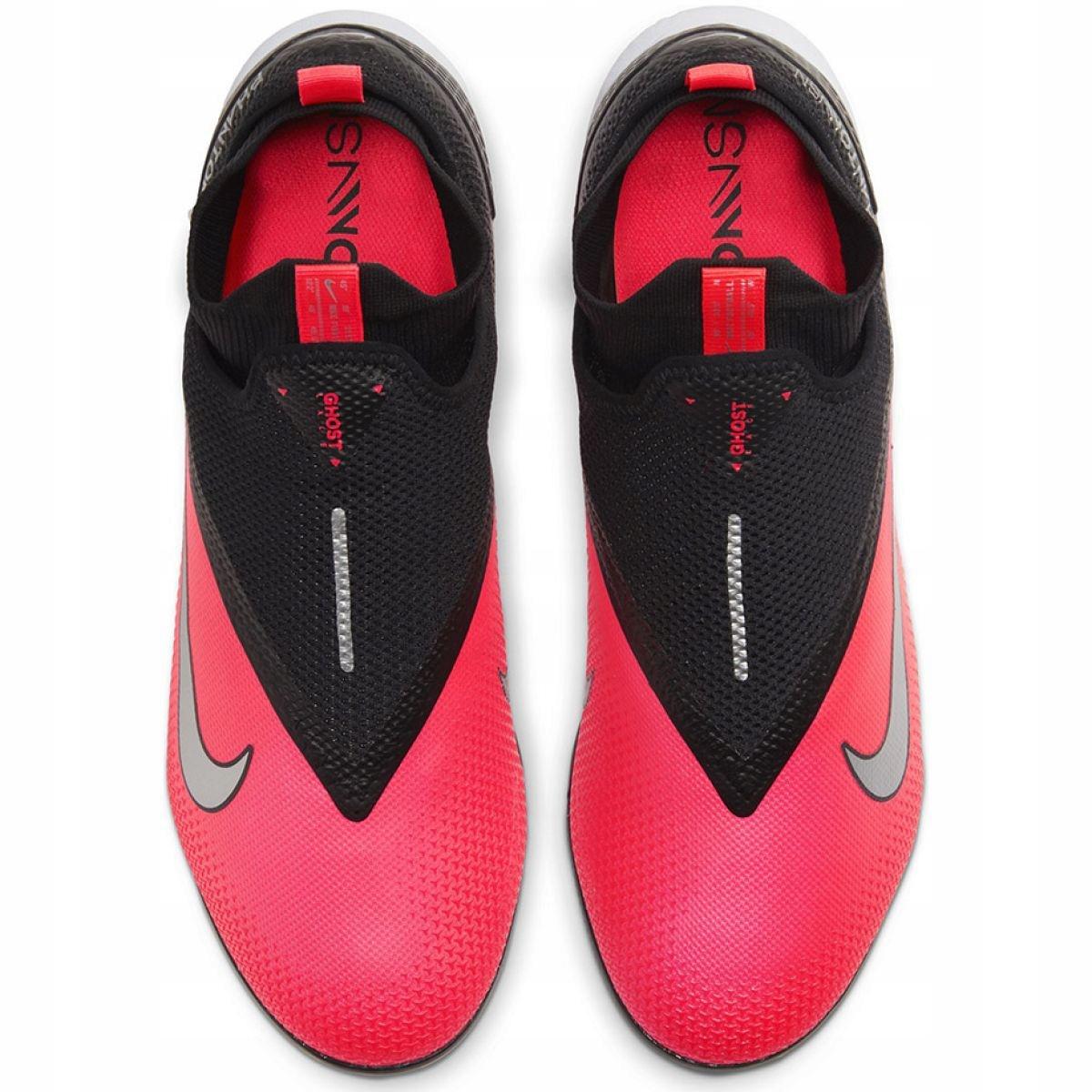 Tênis de corrida Nike React Phantom Vsn 2 Pro Df Ic M CD4170 606 vermelho vermelho