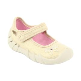 Calçado infantil Befado 109P152 amarelo 3