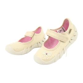 Calçado infantil Befado 109P152 amarelo 5