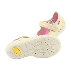 Calçado infantil Befado 109P152 amarelo 7