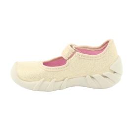 Calçado infantil Befado 109P152 amarelo 4