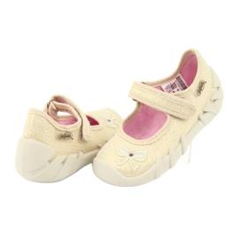 Calçado infantil Befado 109P152 amarelo 6