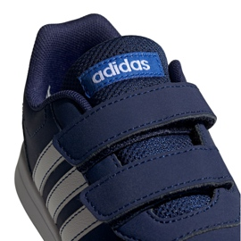 Sapatilhas Adidas Vs Switch 2 Cf Jr EG5139 2