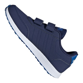 Sapatilhas Adidas Vs Switch 2 Cf Jr EG5139 4