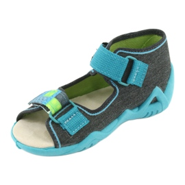 Sapatos infantis Befado amarelo 350P006 2
