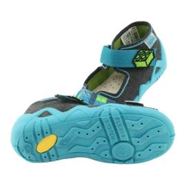 Sapatos infantis Befado amarelo 350P006 5