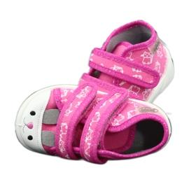 Calçado infantil laranja Befado 212P066 -de-rosa 9