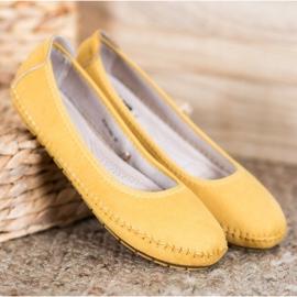 Kylie Bailarina clássica amarelo 1