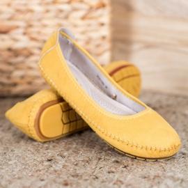 Kylie Bailarina clássica amarelo 2