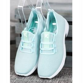 Kylie Calçados Esportivos Clássicos azul 1