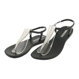 Ipanema preto 82862 sandálias pretas 3