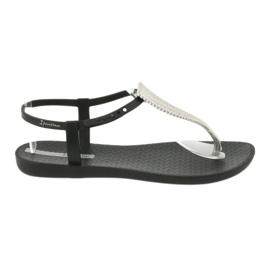 Ipanema preto 82862 sandálias pretas 2