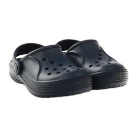 Chinelos Crocs Befado azul marinho 159Y003 marinha 5