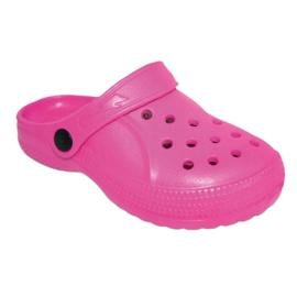 Befado sapatos infantis rosa 159Y001 -de-rosa 1