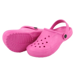 Befado sapatos infantis rosa 159Y001 -de-rosa 5