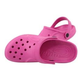Befado sapatos infantis rosa 159Y001 -de-rosa 6