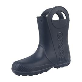 Crocs Handle It Rain Boot Kids Jr 12803-410 azul marinho 1