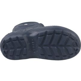 Crocs Handle It Rain Boot Kids Jr 12803-410 azul marinho 3
