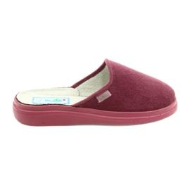 Sapatos femininos Befado pu 132D011 multicolorido 1