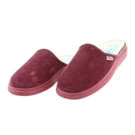 Sapatos femininos Befado pu 132D011 multicolorido 2
