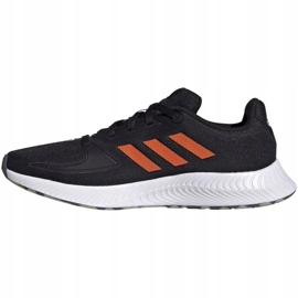 Sapatos Adidas Runfalcon 2.0 K FY9500 preto 2