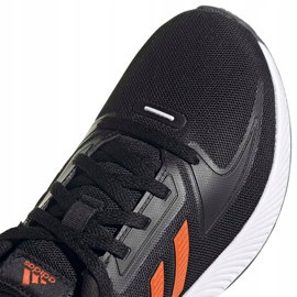 Sapatos Adidas Runfalcon 2.0 K FY9500 preto 3