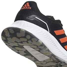 Sapatos Adidas Runfalcon 2.0 K FY9500 preto 4