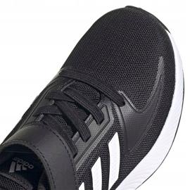 Sapatos adidas Runfalcon 2.0 Jr FZ0113 preto 3