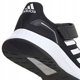 Sapatos adidas Runfalcon 2.0 Jr FZ0113 preto 4