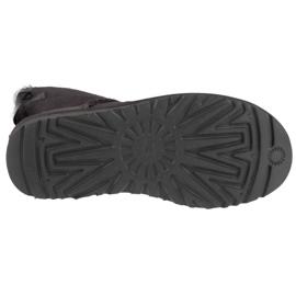 Sapatos Ugg Mini Bailey Bow Ii W 1016501-GREY preto 3