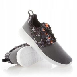 Sapato Nike Roshe One Print Jr 677782-004 branco 1