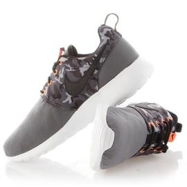 Sapato Nike Roshe One Print Jr 677782-004 branco 4